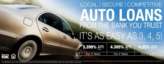 Boh Car Loans